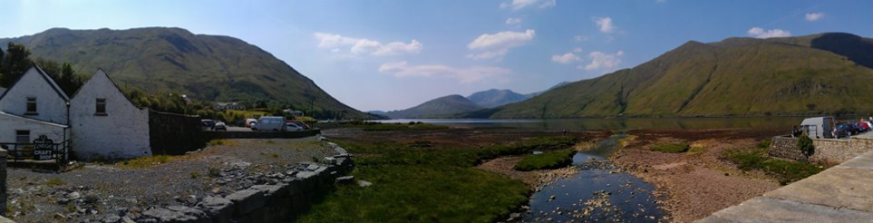 Leenane, Killary Harbour